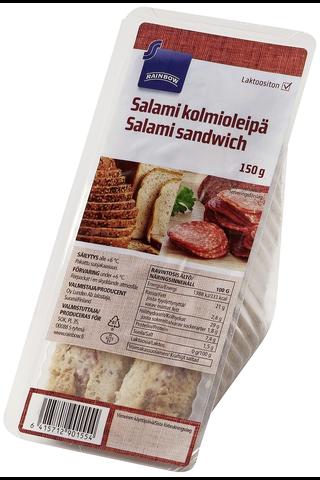 Salamikolmioleipä 150 g