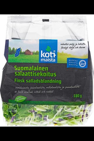 Kotimaista 180g suomalainen salaattisekoitus