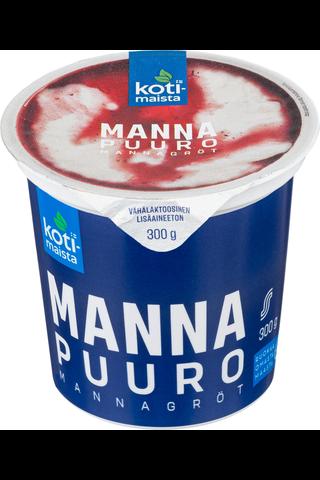 Mannapuuro 300 g