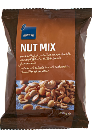 Rainbow Nut Mix 250 g