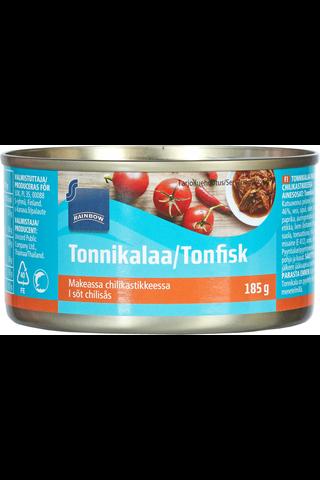 Tonnikalaa makeassa chilikastikkeessa 185 g