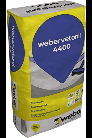 Weber vetonit 4400 Pikatasoite 20 kg