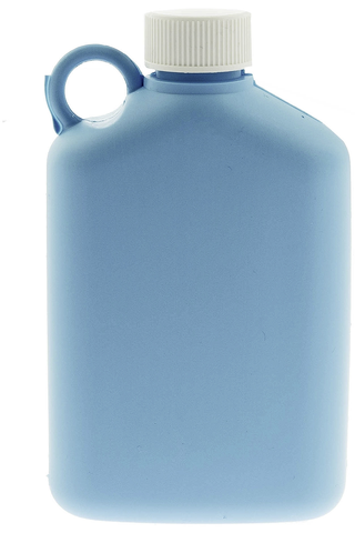 Plastex retkipullo 0,33l sininen
