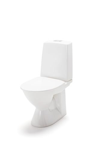 Ido Glow 60 2-T 3836001101 WC-istuin ilman kantta valkoinen