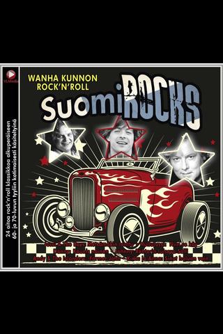 Suomirocks-Rock:eri Esitt