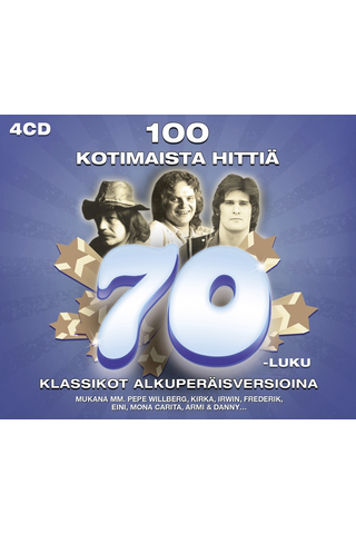 100 Kotimaista :Eri Esitt