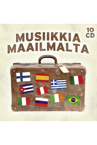 Musiikkia maail:eri esitt
