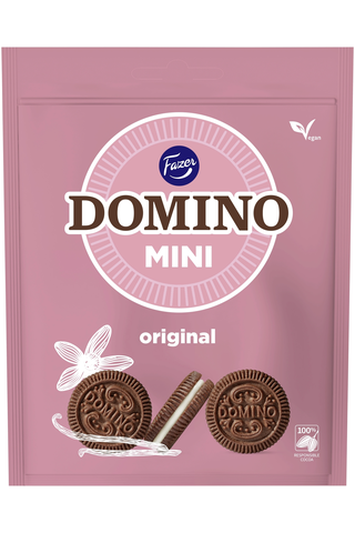 Domino Mini 99g Original Kaakaokeksejä