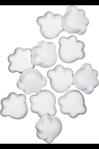 Fazer 2,3kg Lumipantteri vaniljan makuisia salmiakkilakritsimakeisia