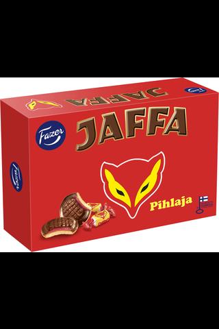 Jaffa Pihlaja 300g 24kpl suklaalla kuorrutettu leivoskeksi, joissa marmeladitäytettä