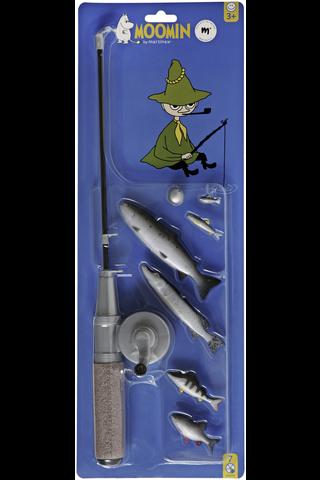 Nuuskamuikkunen kalastussetti
