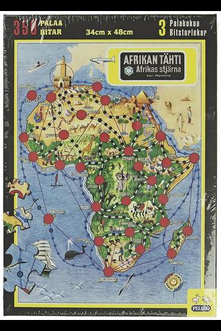 Peliko Afrikan Tähti palapeli 350 palaa