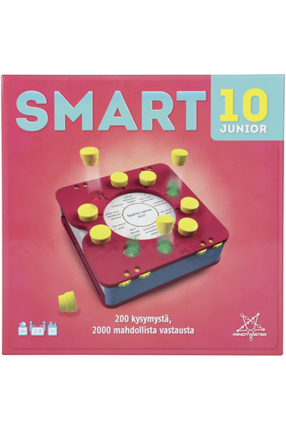 Samrt10 Junior tietovisapeli