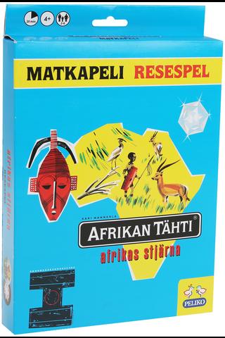 Peliko Afrikan Tähti matkapeli