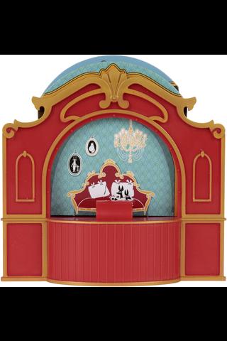 Muumi Teatteri Emma ja 6 hahmoa
