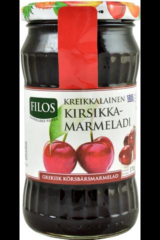 Filos 370g kreikkalainen kirsikkamarmeladi