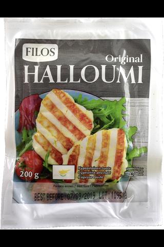 Filos 200g halloumi-juusto original