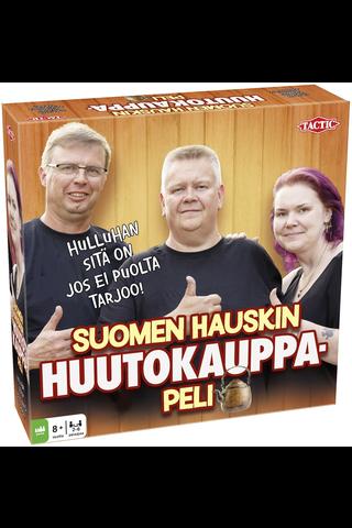 Tactic Suomen hauskin huutokauppapeli