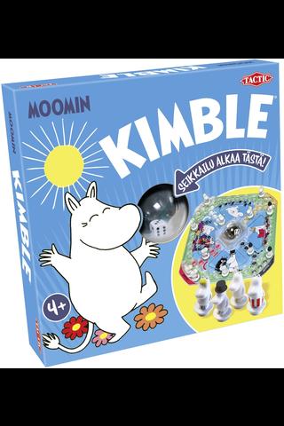 Tactic Muumi Kimble peli