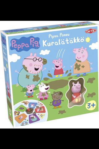Tactic Pipsa Possu Kuralätäkkö peli