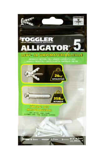 Alligator Kiinnike