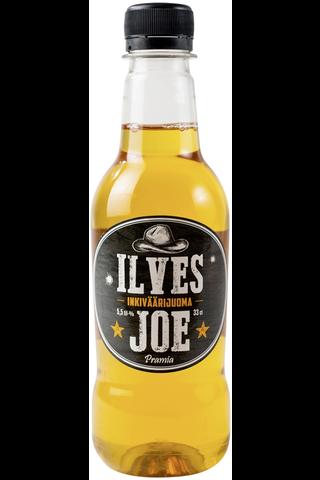 Ilves Joe 5,5% inkiväärijuoma