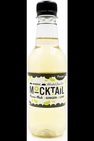 Nordic Mocktail Moscow Mule 0,33 l kpm