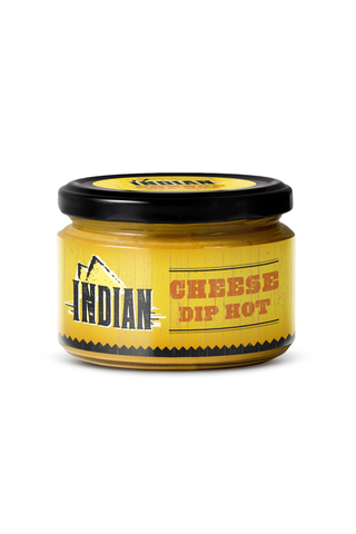 Indian Hot tulinen juustodippikastike 250g