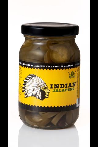 Indian 230/120g jalapenoviipale