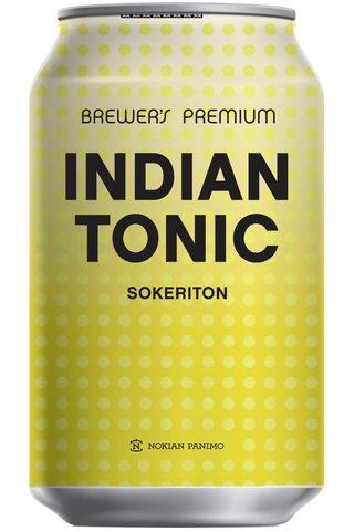 Brewers Indian Tonic Sugarfree 0,33l