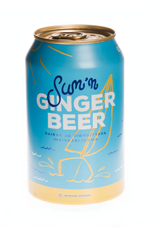 Sun'n Ginger Beer 0,33l