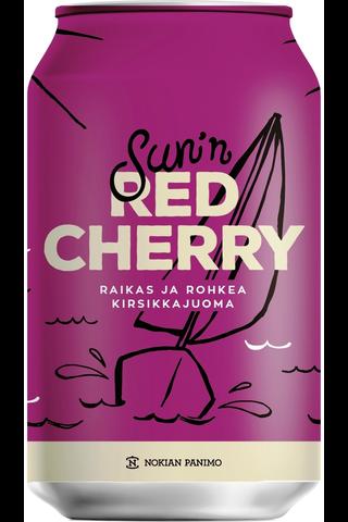 Sun'n Red Cherry 0,33l