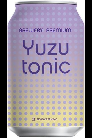 Brewers Yuzu Tonic 0,33l