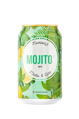 Mocktail Mojito 0,0% 0,33l