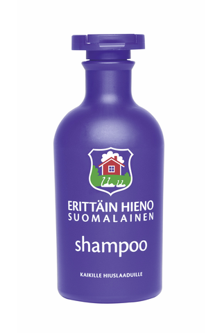 Erittäin Hieno Suomalainen 300ml Shampoo