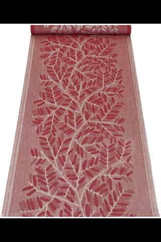 Lapuan Kankurit Verso kaitaliina 35x120 cm pellava-punainen