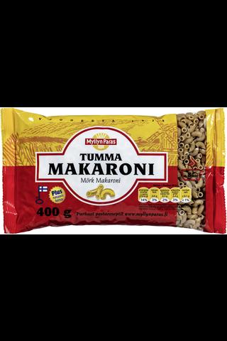 Myllyn Paras Tumma Makaroni 400 g