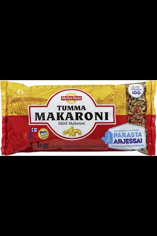 Myllyn Paras Tumma Makaroni 1 kg