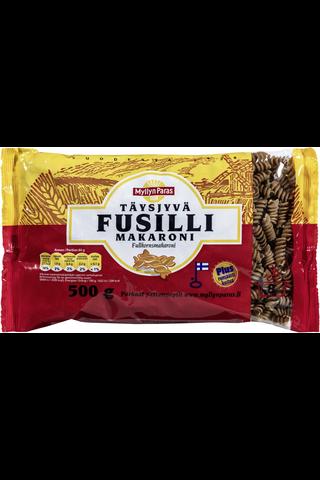 Myllyn Paras Täysjyvä Fusilli Makaroni 500 g