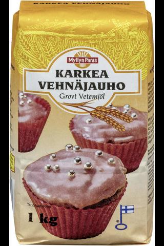 Myllyn Paras Karkea Vehnäjauho 1 kg
