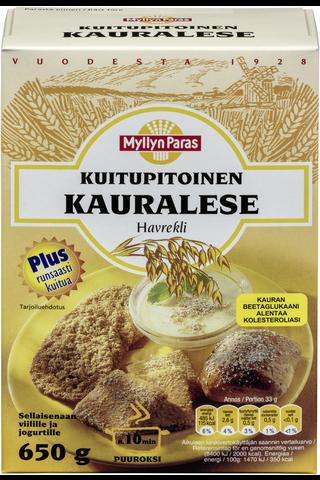 Myllyn Paras Kauralese 650 g