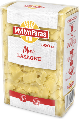 Myllyn Paras Mini Lasagne 500 g