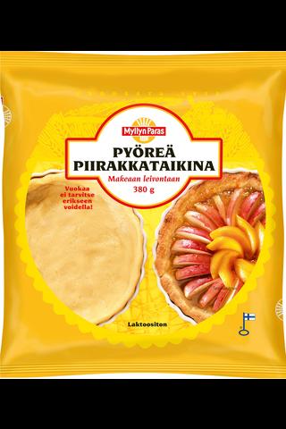 Myllyn Paras Pyöreä Piirakkataikina makea 380g pakaste
