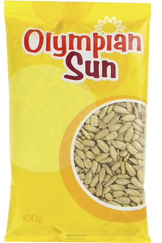 Olympian Sun 100g auringonkukansiemen suolattu