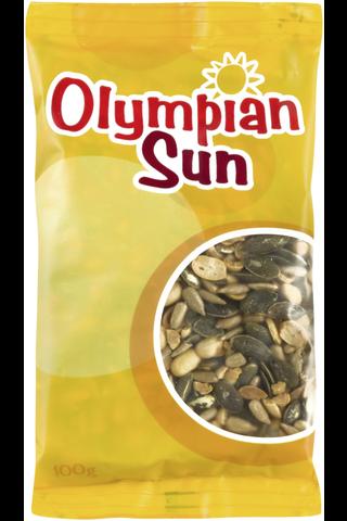 Olympian Sun 100g paahtomix siemensekoitus