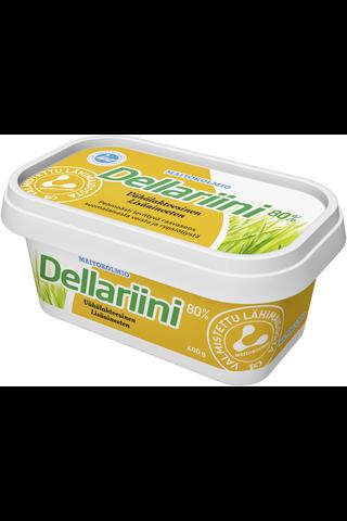 Maitokolmio dellariini voi-rypsiöljyseos 80% 400g