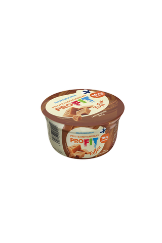 PROFIT 150g toffee proteiinivanukas
