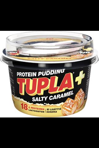 TUPLA+ 180g suolainen kinuski proteiinivanukas