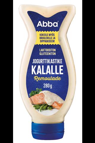 Abba laktoositon remoulade jogurttikastike kalalle 280g