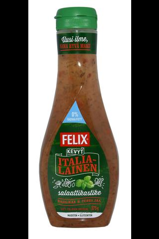 Felix rasvaa 0% italialainen salaattikastike 375g